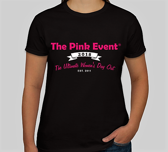 The Pink Event 2018 T-Shirt